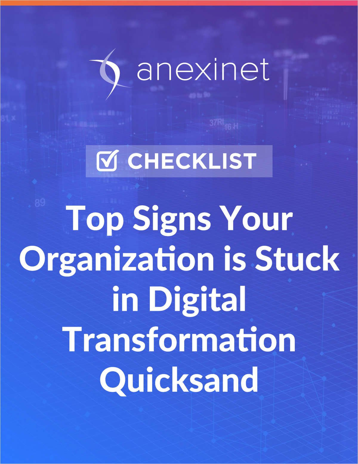 Top Signs Your Organization is Stuck in Digital Transformation Quicksand