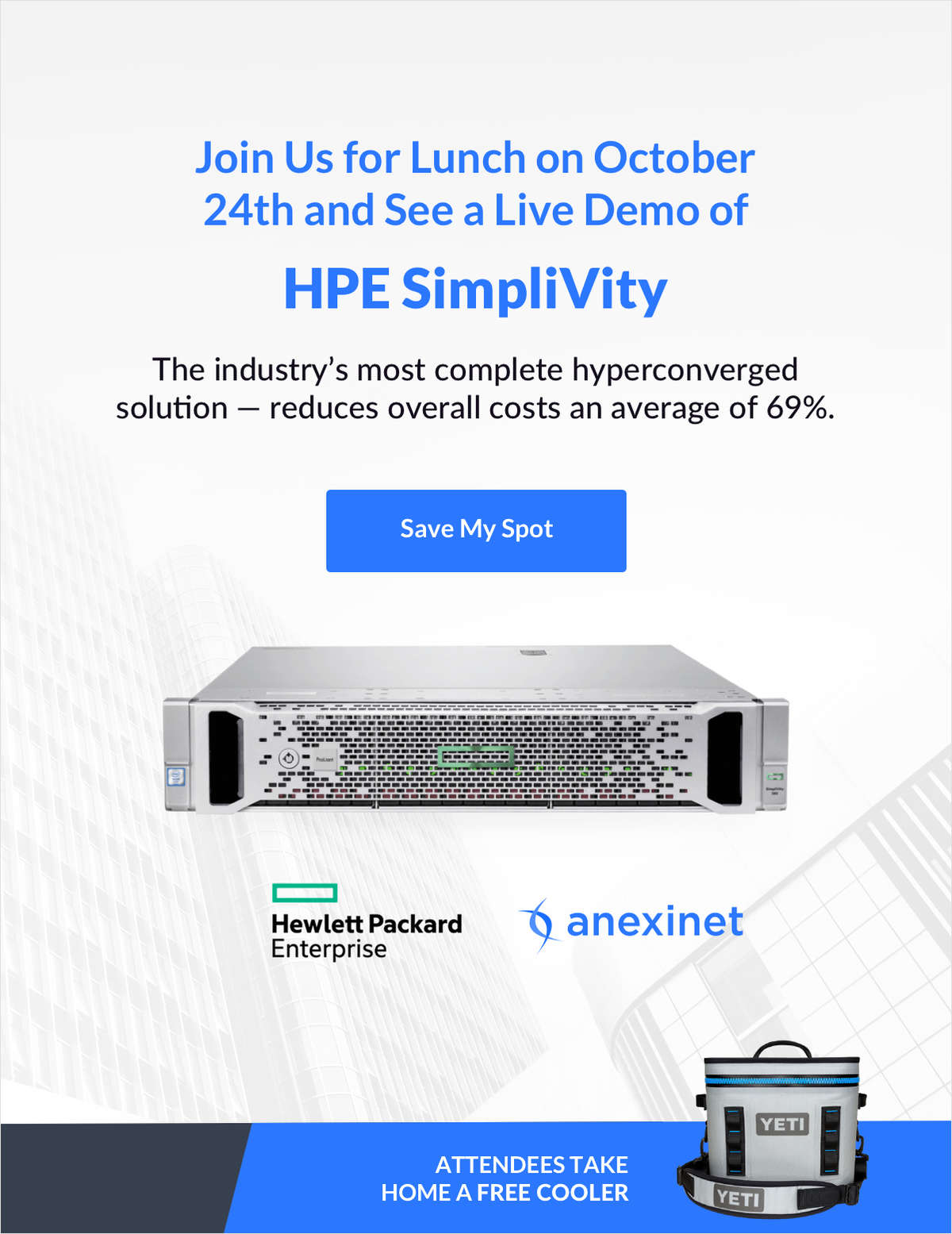 HPE Live Demo Day