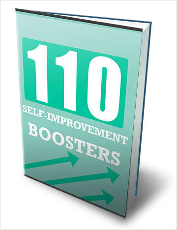 110 Self Improvement Boosters!