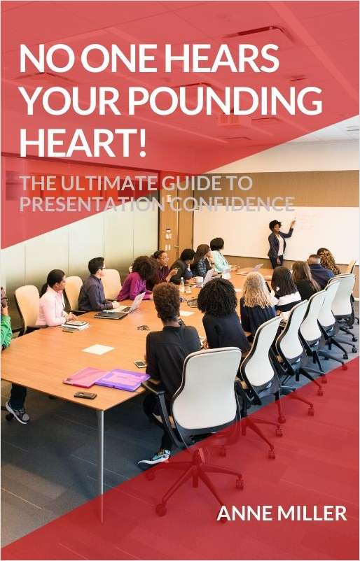 No One Hears Your Pounding Heart! The Ultimate Guide to Presentation Confidence