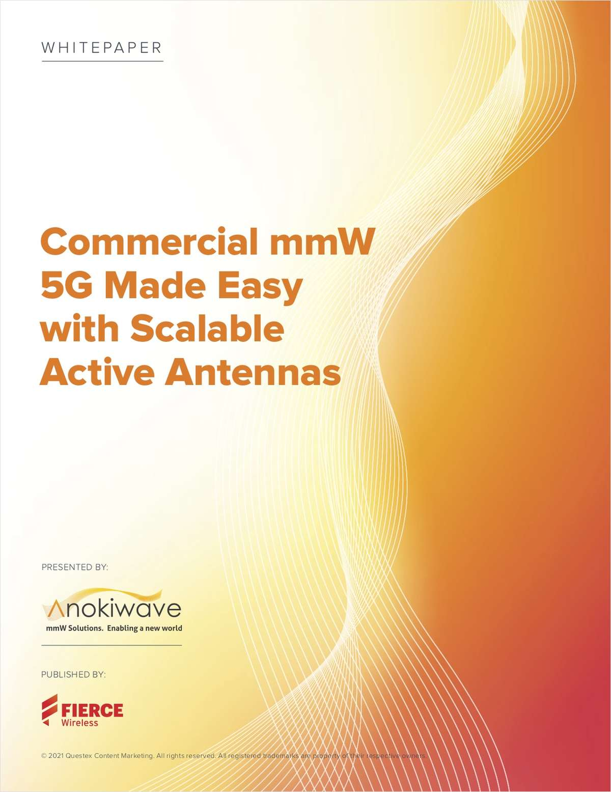 Commercial mmW 5G Made Easy with Scalable Active Antennas