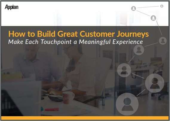 How to Build Great Customer Journeys