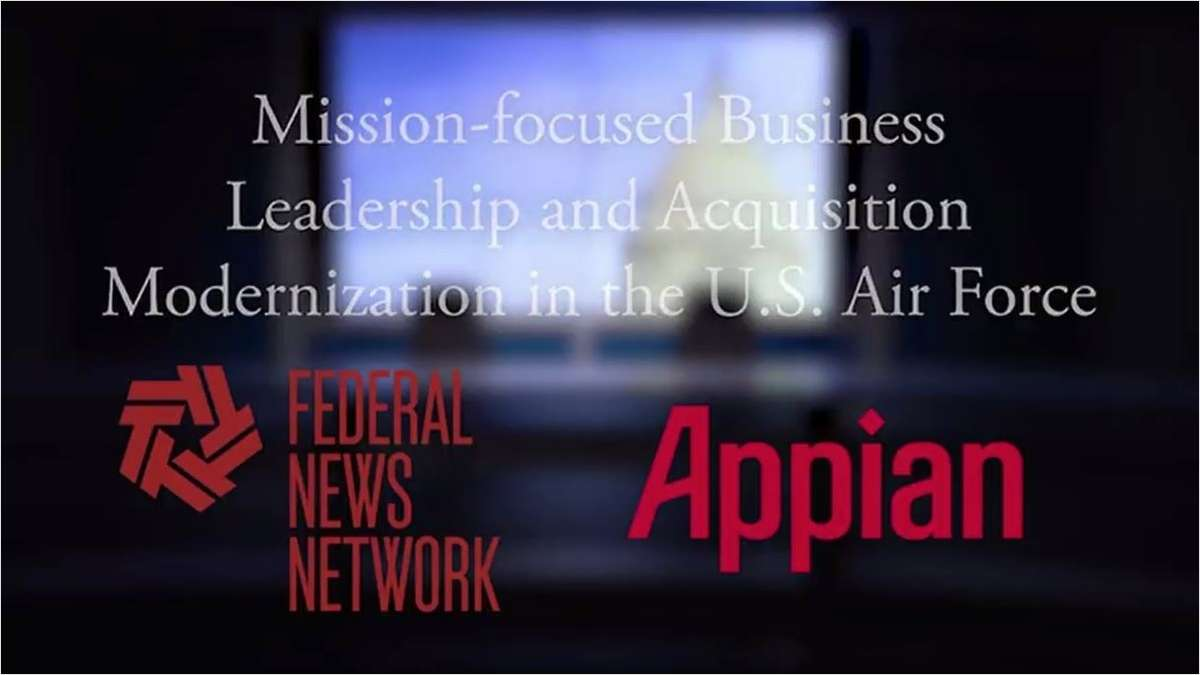 Mission-focused business leadership and acquisition modernization in the U.S. Air Force