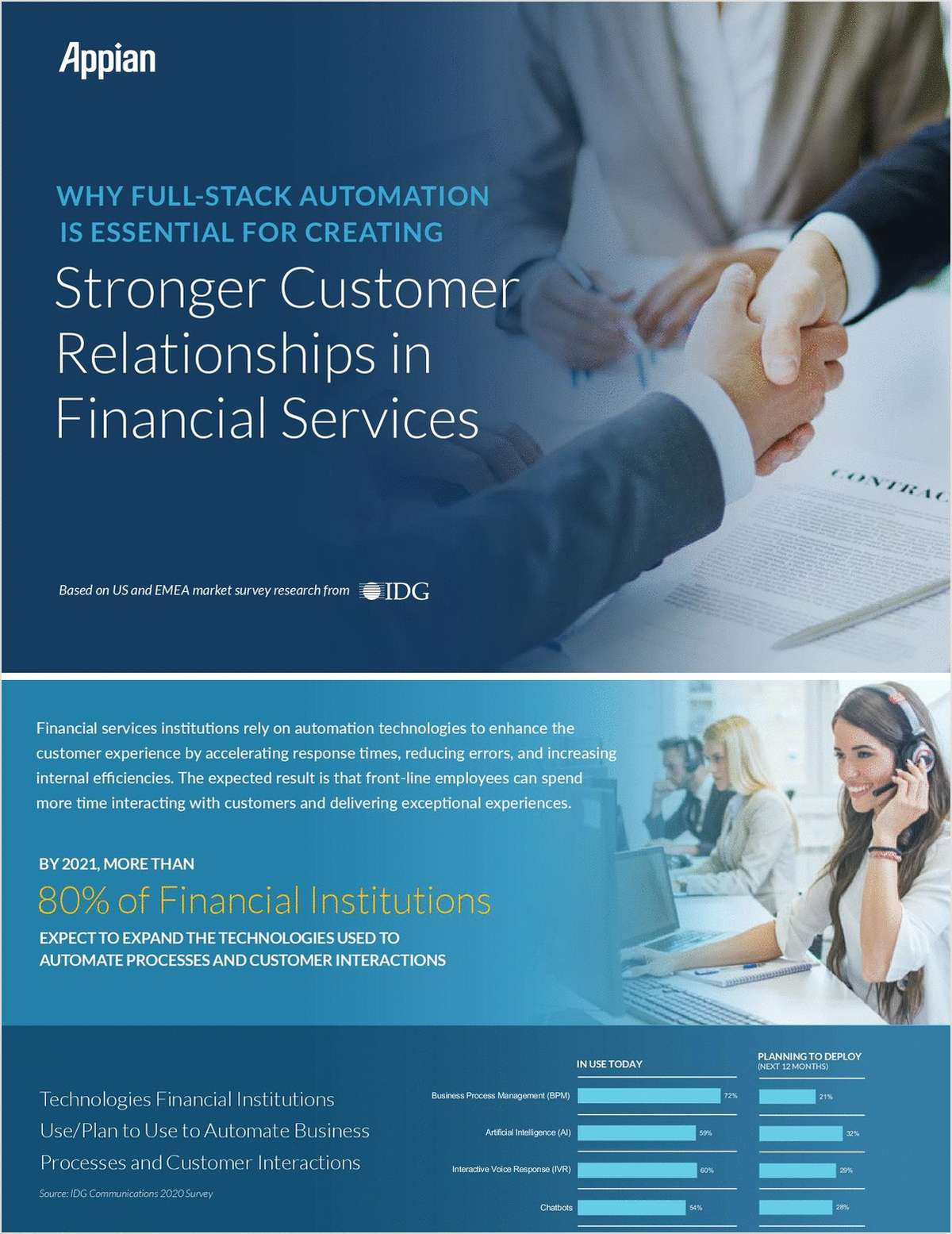 Why Full-Stack Automation Is Essential for Creating Stronger Customer Relationships In Financial Services