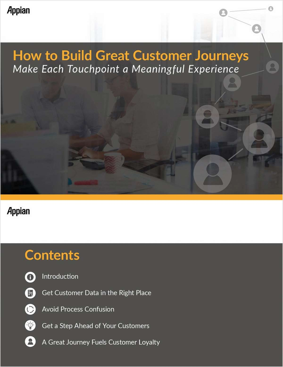 How to Build Great Customer Journeys