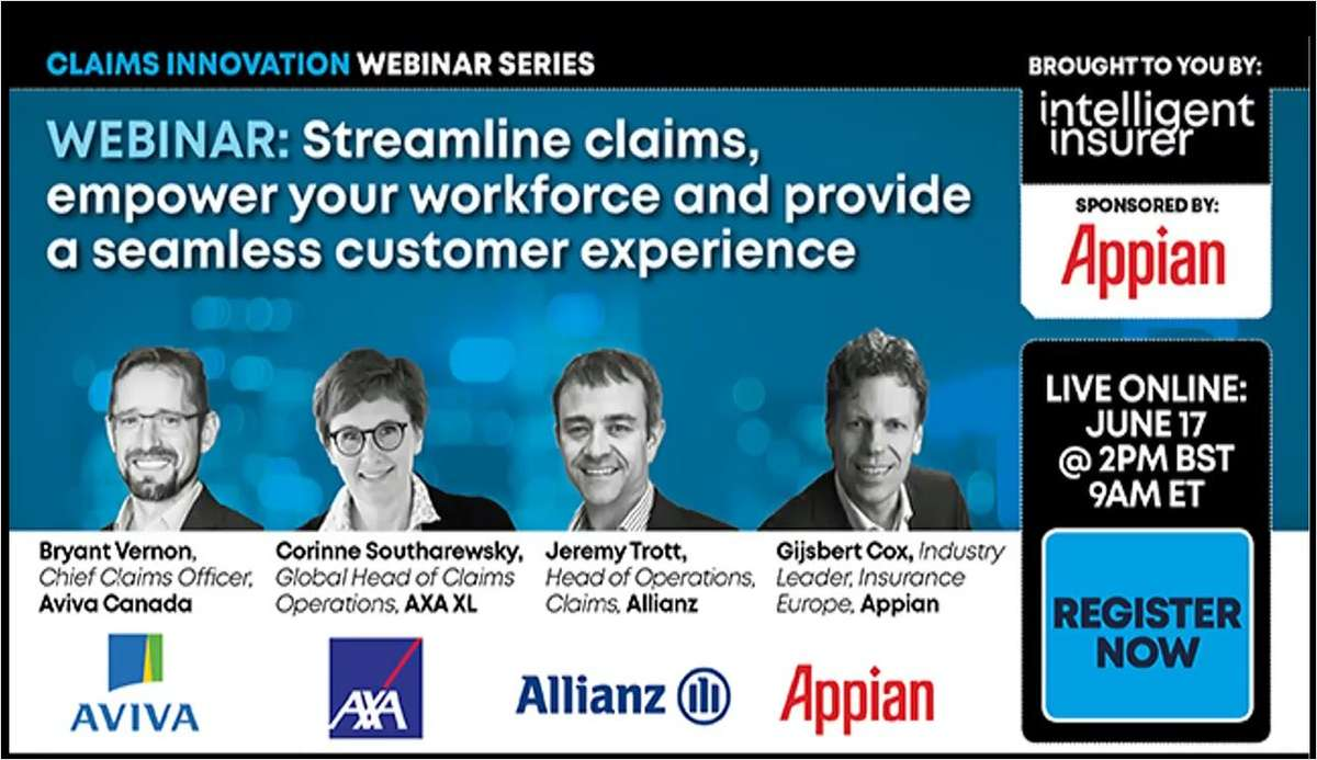 Streamline claims, empower your workforce and provide a seamless customer experience