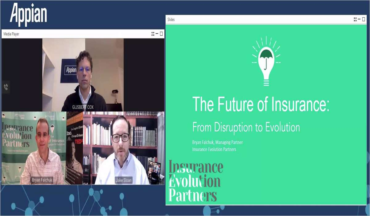 Accelerating the Opportunity: Bringing together Business, IT and the Customer in the Future of Insurance