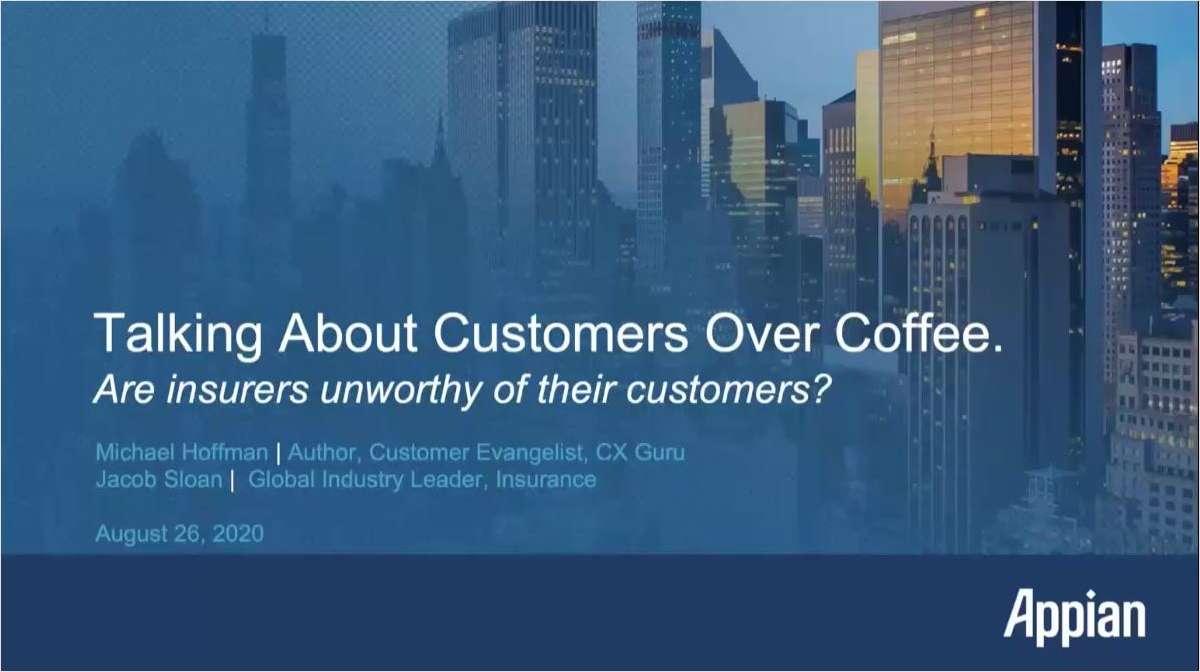 Are Insurers Unworthy of Their Customers?