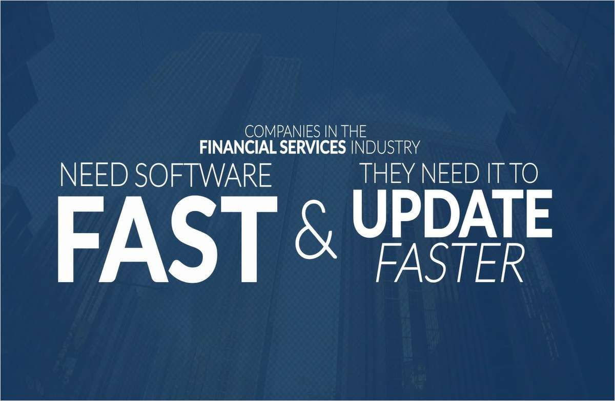 Turning Ideas to Impact, Fast, in Financial Services