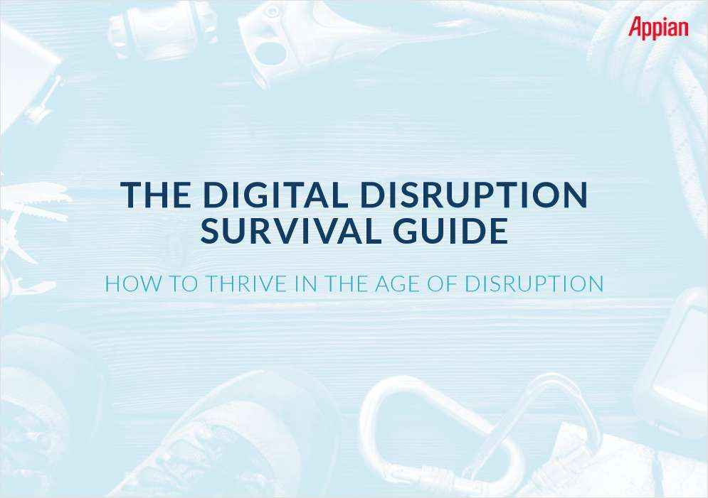 The Digital Disruption Survival Guide: How to Thrive in the Age of Disruption