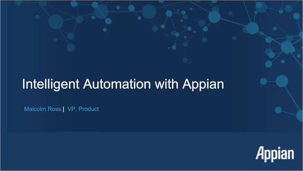 Deliver Return on Automation with BPM