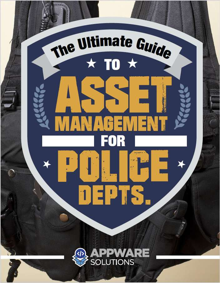 The Ultimate Guide to Asset Management for Law Enforcement