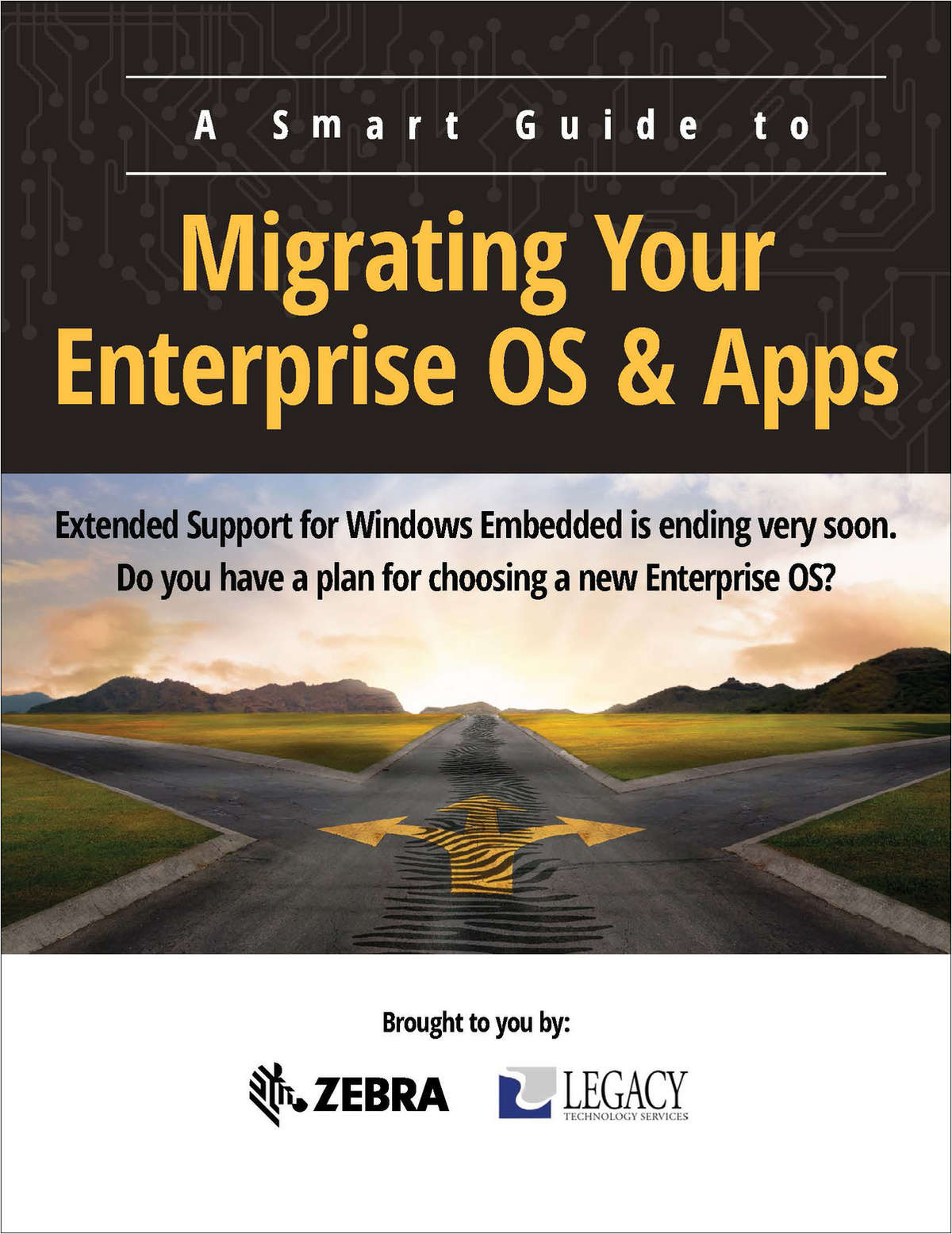 The Smart Guide to Migrating Your Enterprise OS & Apps