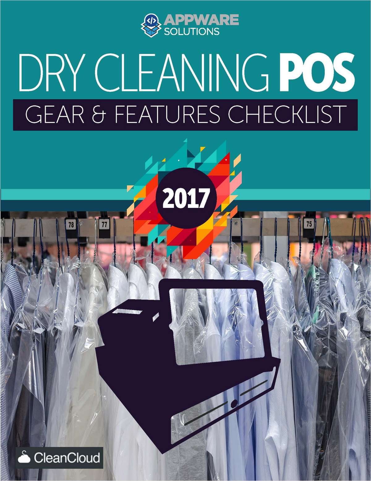 Dry Cleaning Point of Sale Gear & Features Checklist