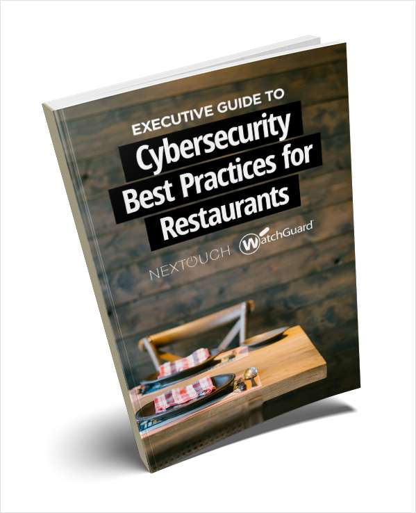 The Executive Guide to Cybersecurity Best Practices for Restaurants