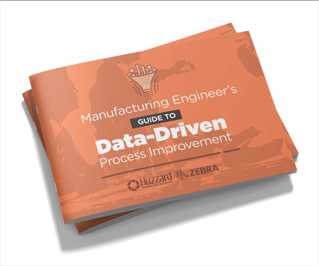 Manufacturing Engineer's Guide to Data-Driven Process Improvement