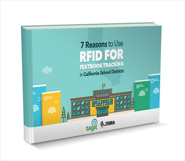 7 Reasons to Use RFID for Textbook Tracking in California School Districts