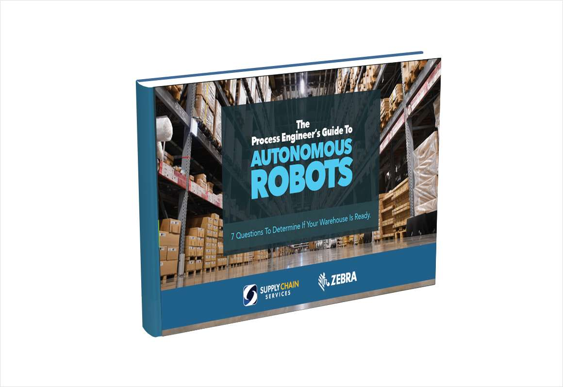 The Process Engineer's Guide to Autonomous Robots