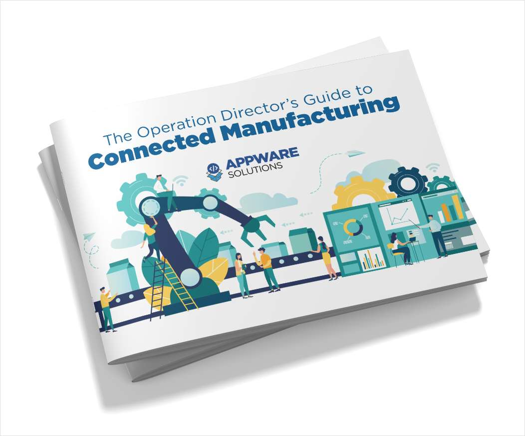 The Operation Director's Guide to Connected Manufacturing