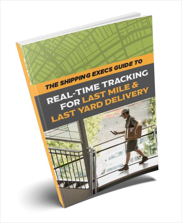 The Shipping Exec's Guide to Real-Time Tracking for Last Mile Delivery