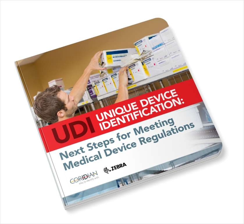 Unique Device Identification: Next Steps for Meeting Medical Device Regulations