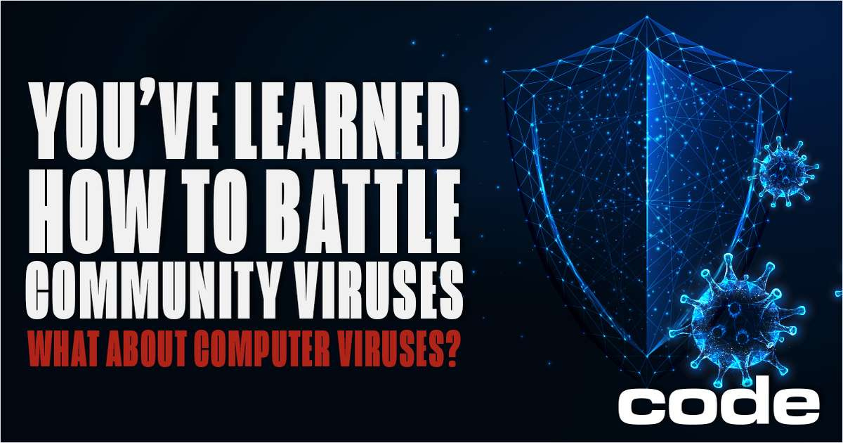 Fighting Viruses Virtually & Onsite