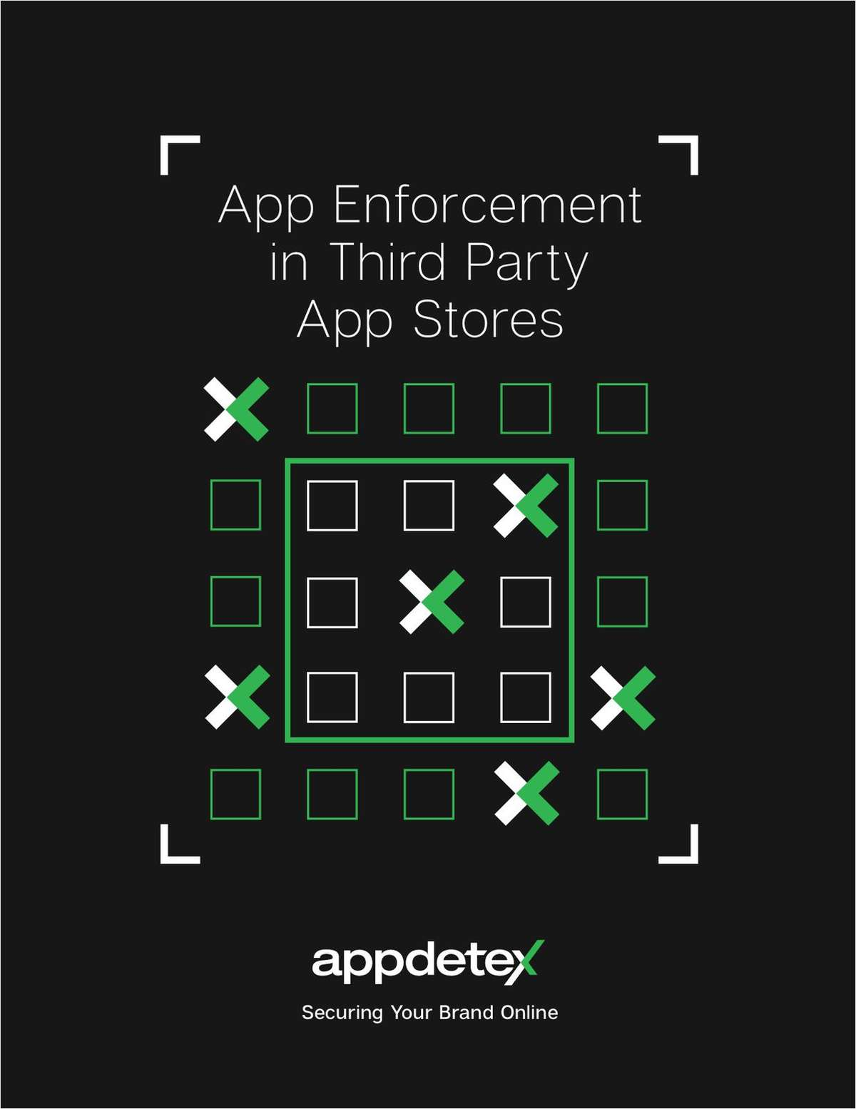 App Enforcement in Third Party App Stores