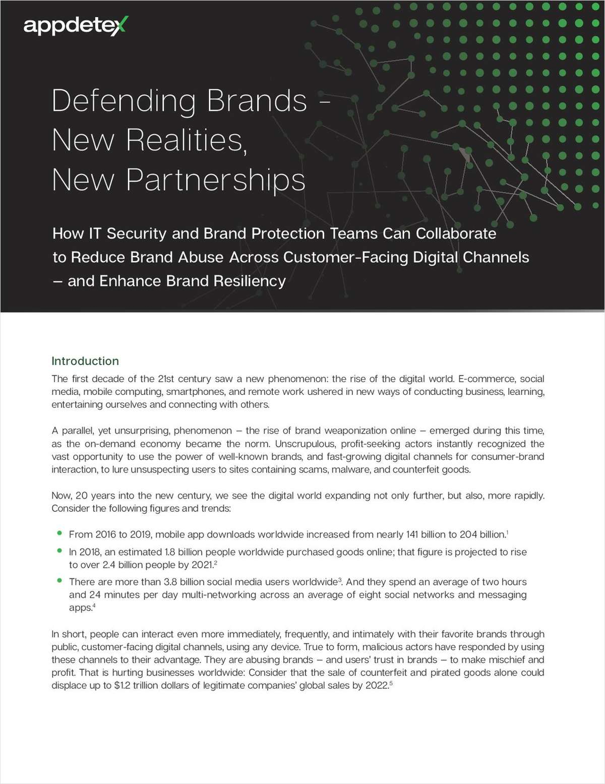Defending Brands - How Legal and IT Security Collaborate to Reduce Brand Abuse