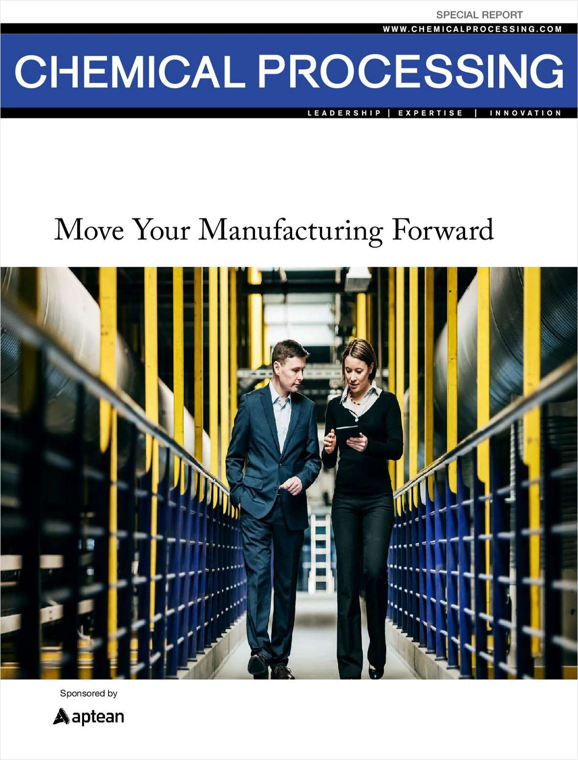 Special Report: Move Your Manufacturing Forward