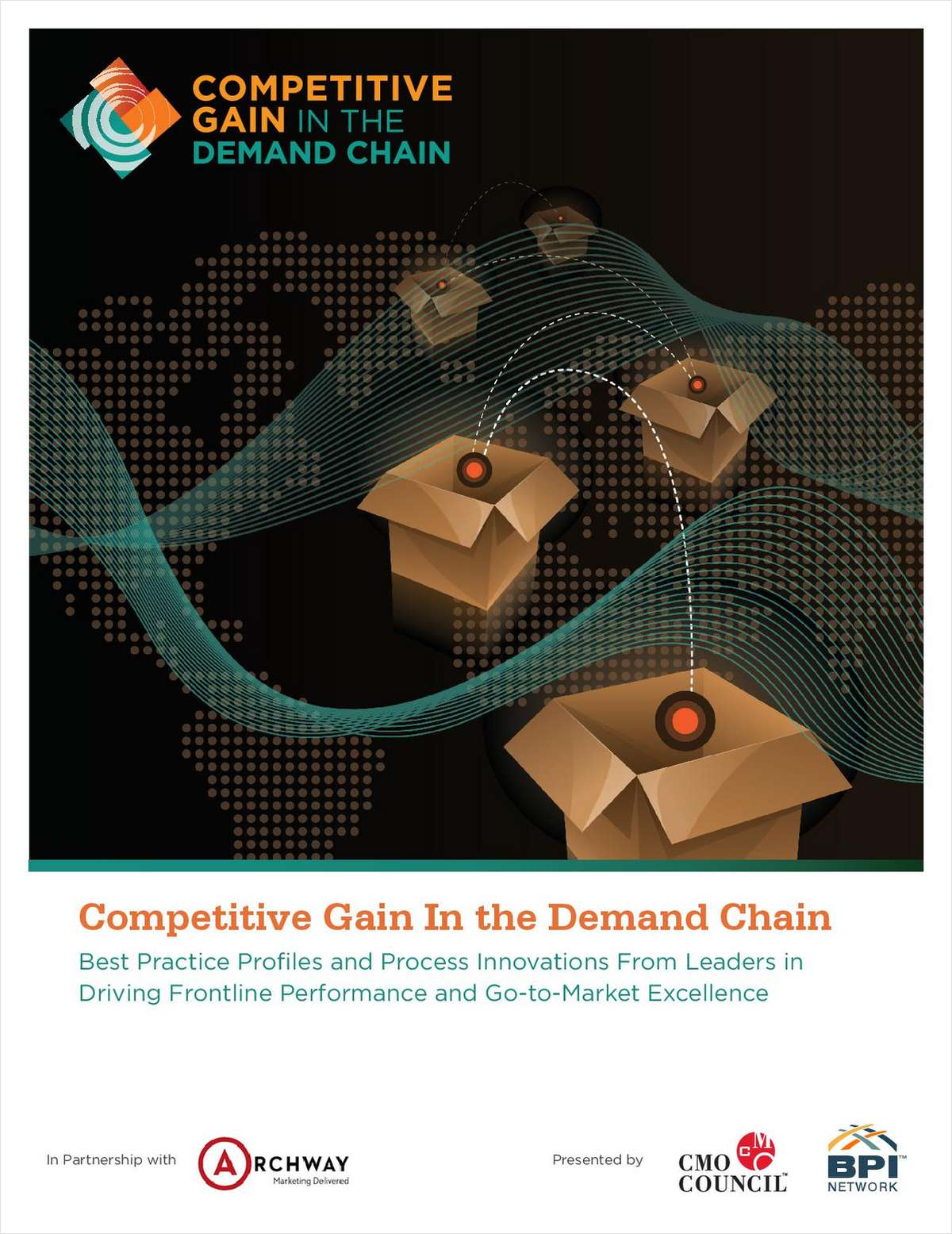 Competitive Gain In The Demand Chain