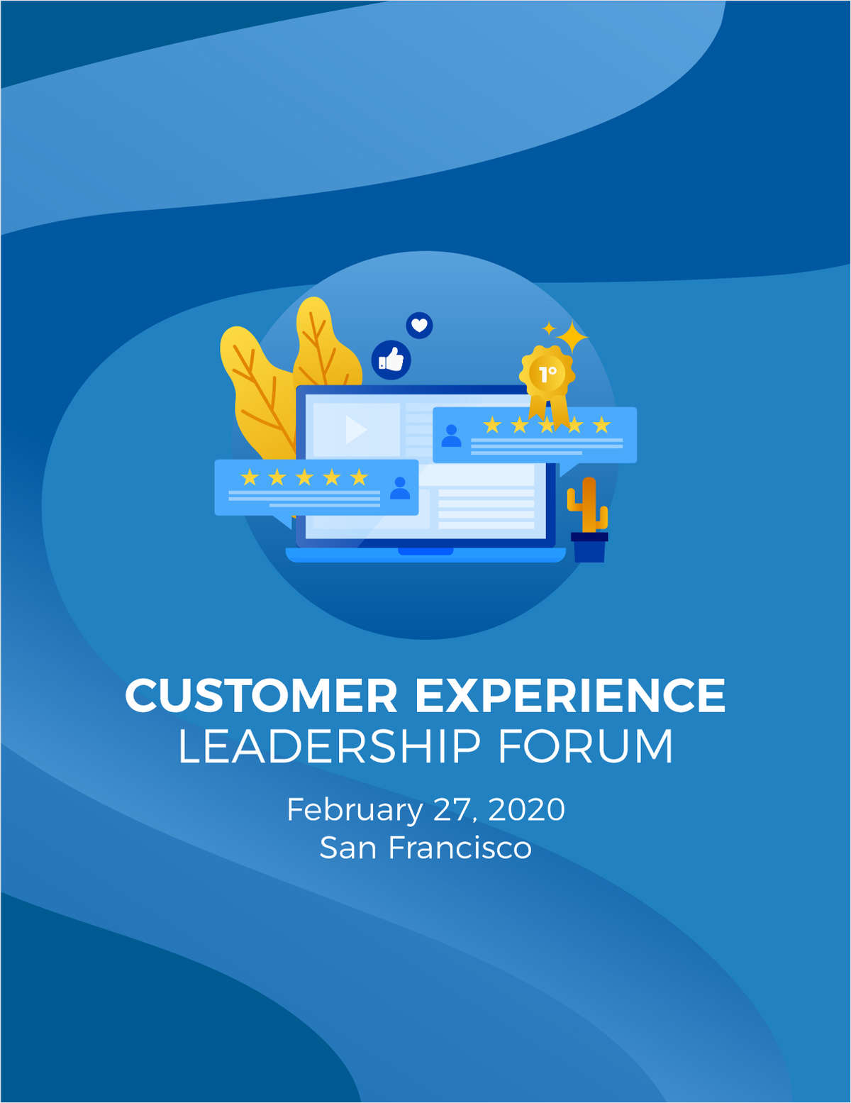 Customer Experience Leadership Forum
