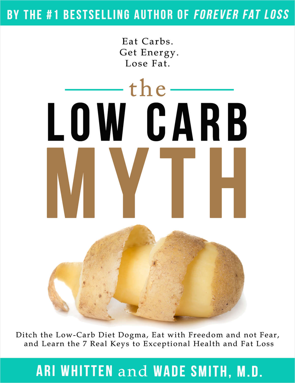 The Low Carb Myth (valued at $13.99) FREE!