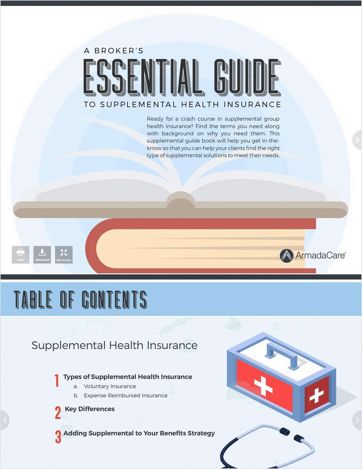 A Broker's Essential Guide to Supplemental Health Insurance