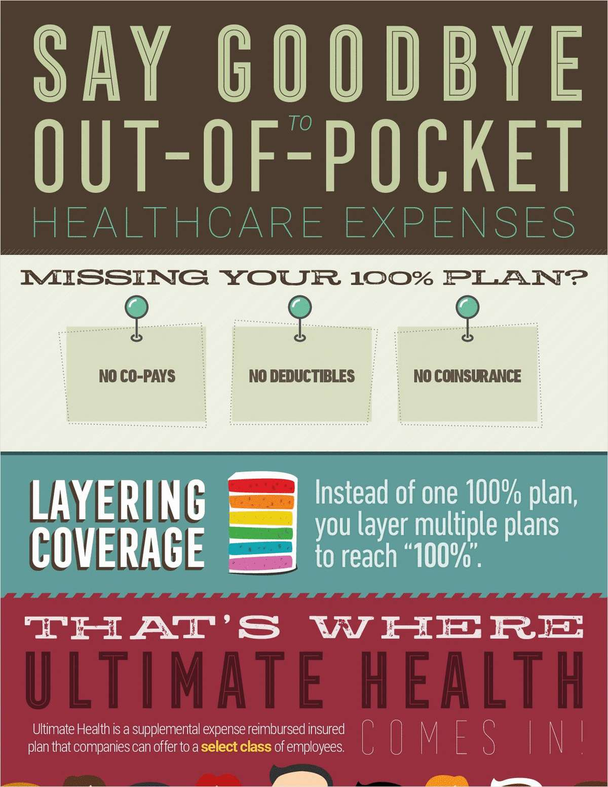 Help Clients' Employees Say Goodbye to Out-of-Pocket Healthcare Expenses