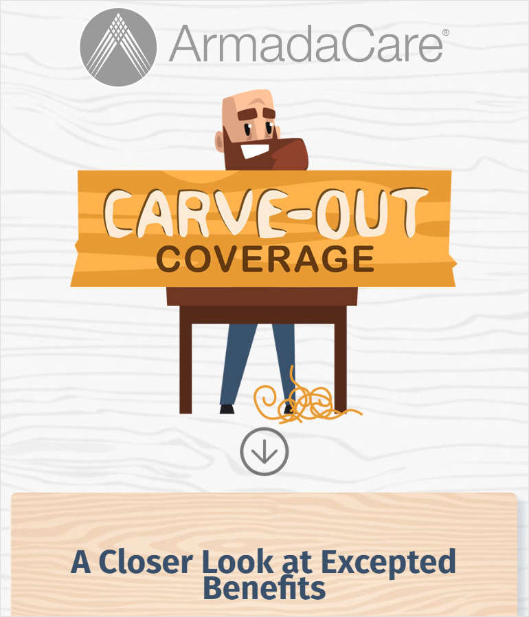 Carve-Out Coverage: A Closer Look at Excepted Benefits