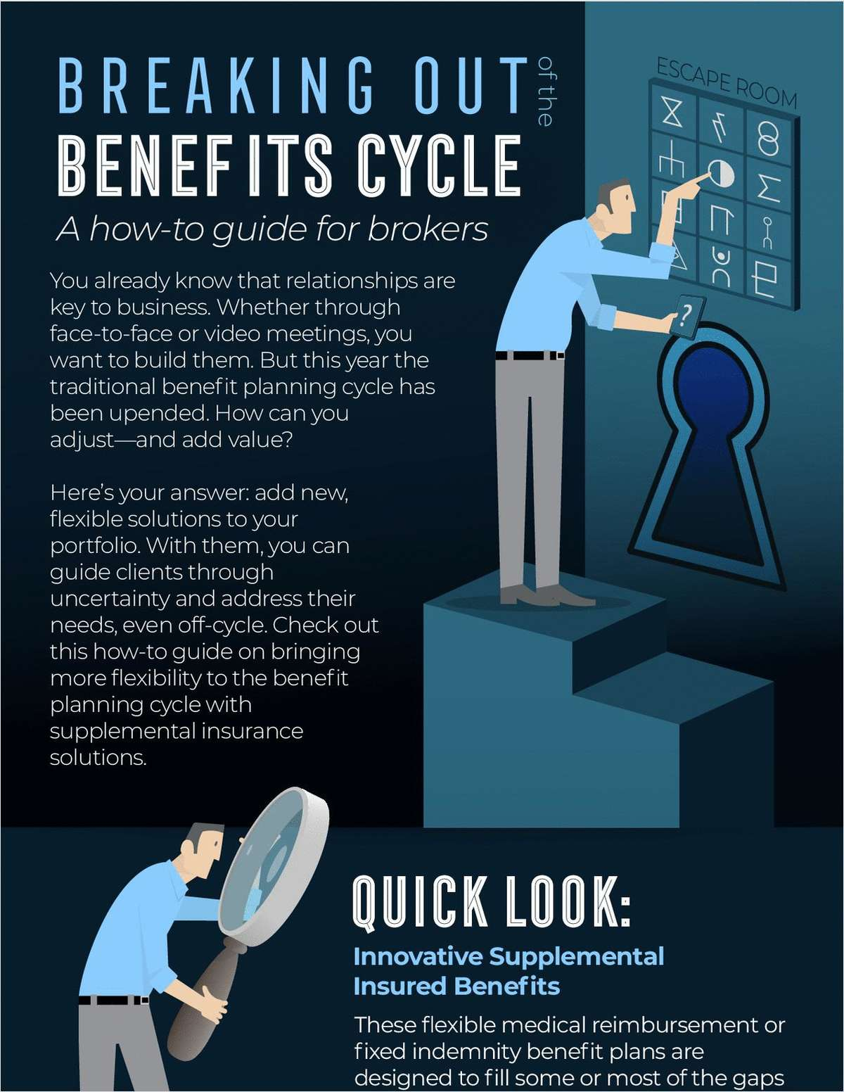Breaking Out of the Benefits Cycle: A How-To Guide for Brokers