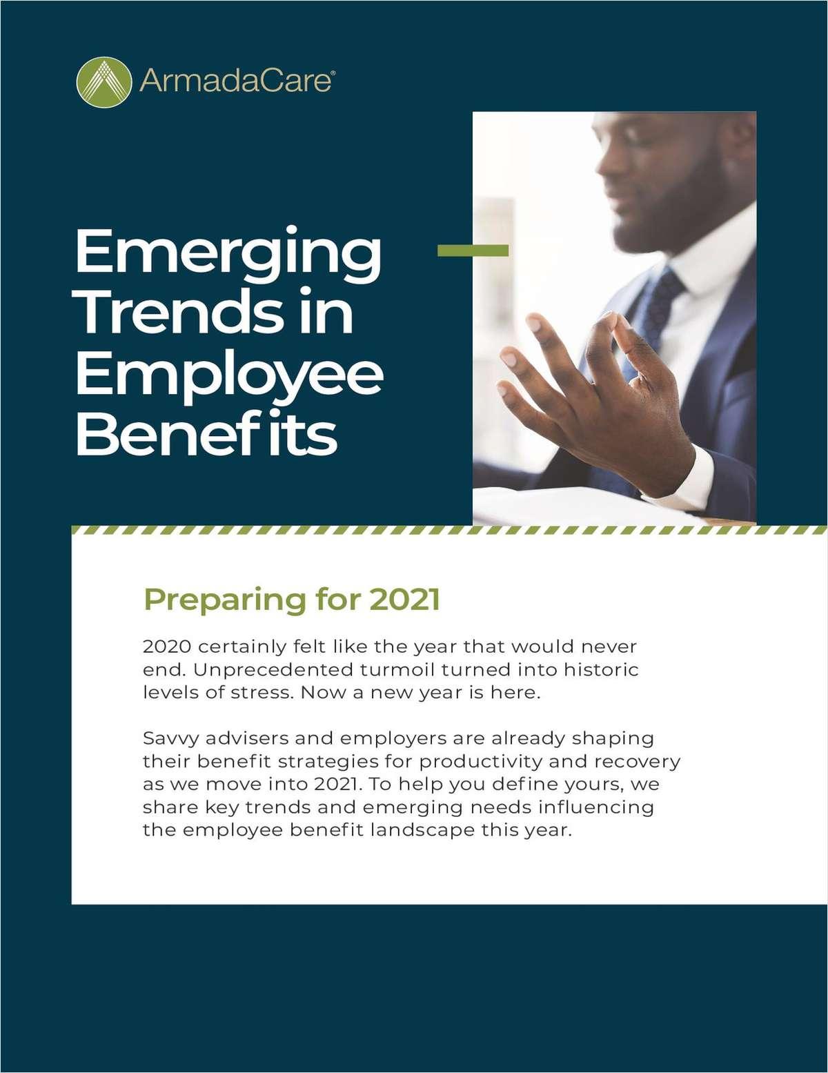 Emerging Trends in Employee Benefits