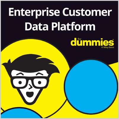 A Dummies Guide to Customer Data Platforms