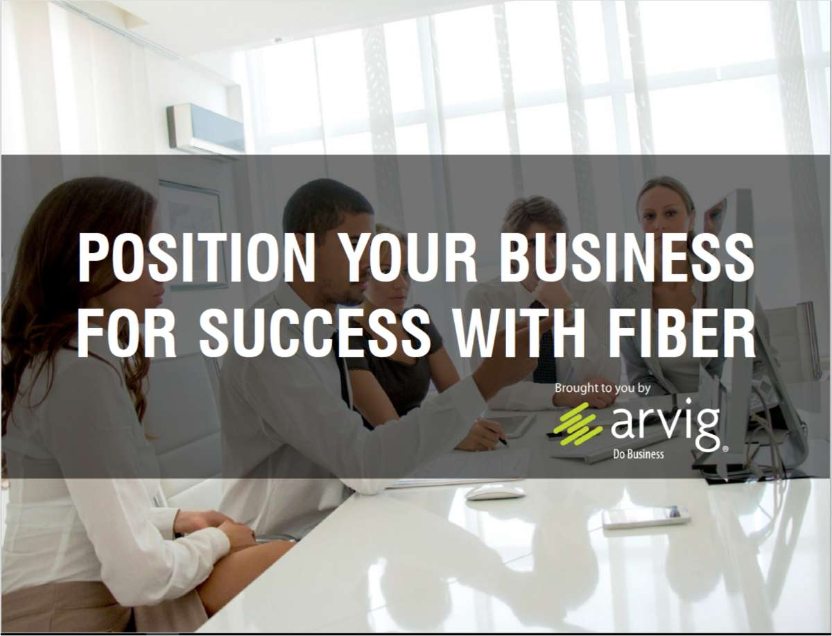 Position Your Business For Success With Fiber