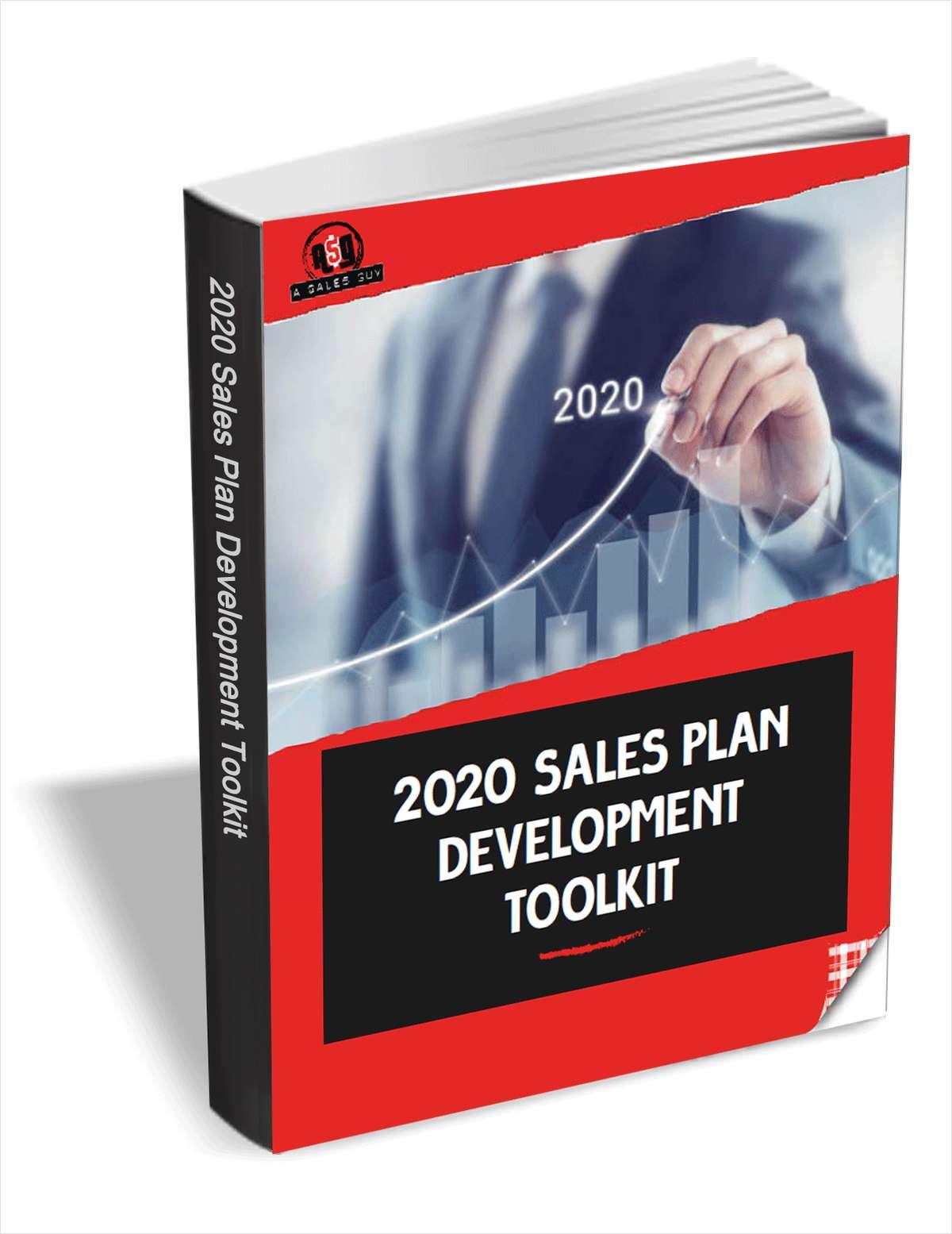 2020 Sales Plan Development Toolkit