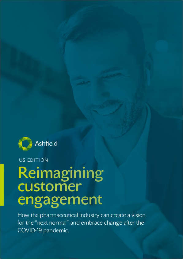 Reimagining Customer Engagement: How to engage customers in the post COVID-19 landscape