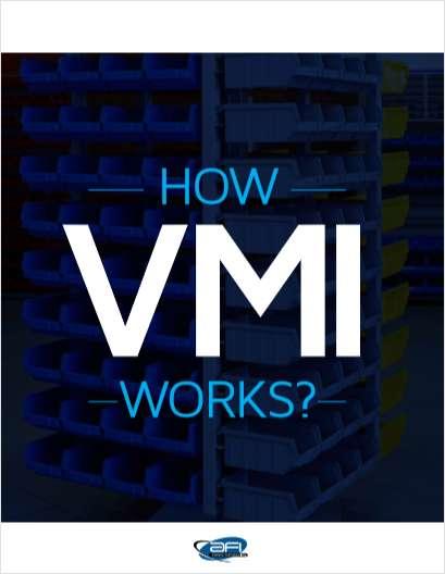How Vendor Managed Inventory (VMI) Works?