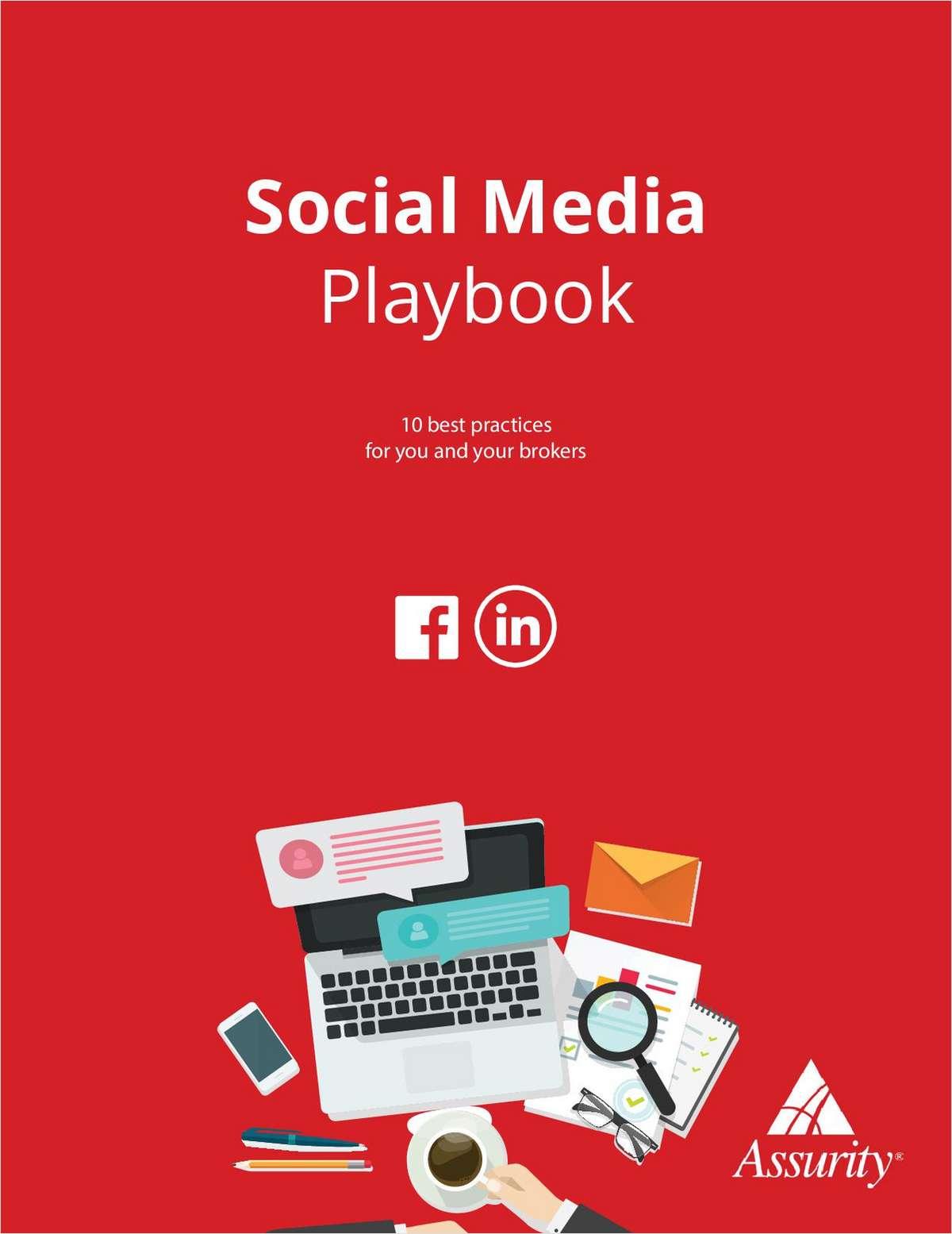 Social Media Playbook: 10 Best Practices for Brokers