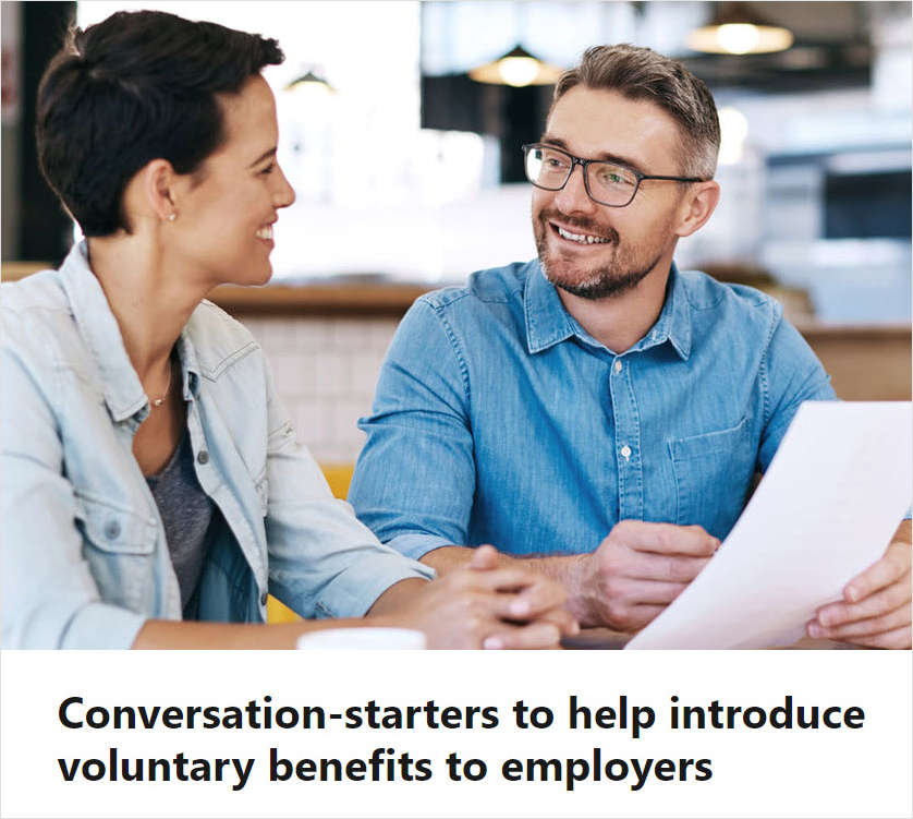 Conversation-starters to Help Introduce Voluntary Benefits to Employers