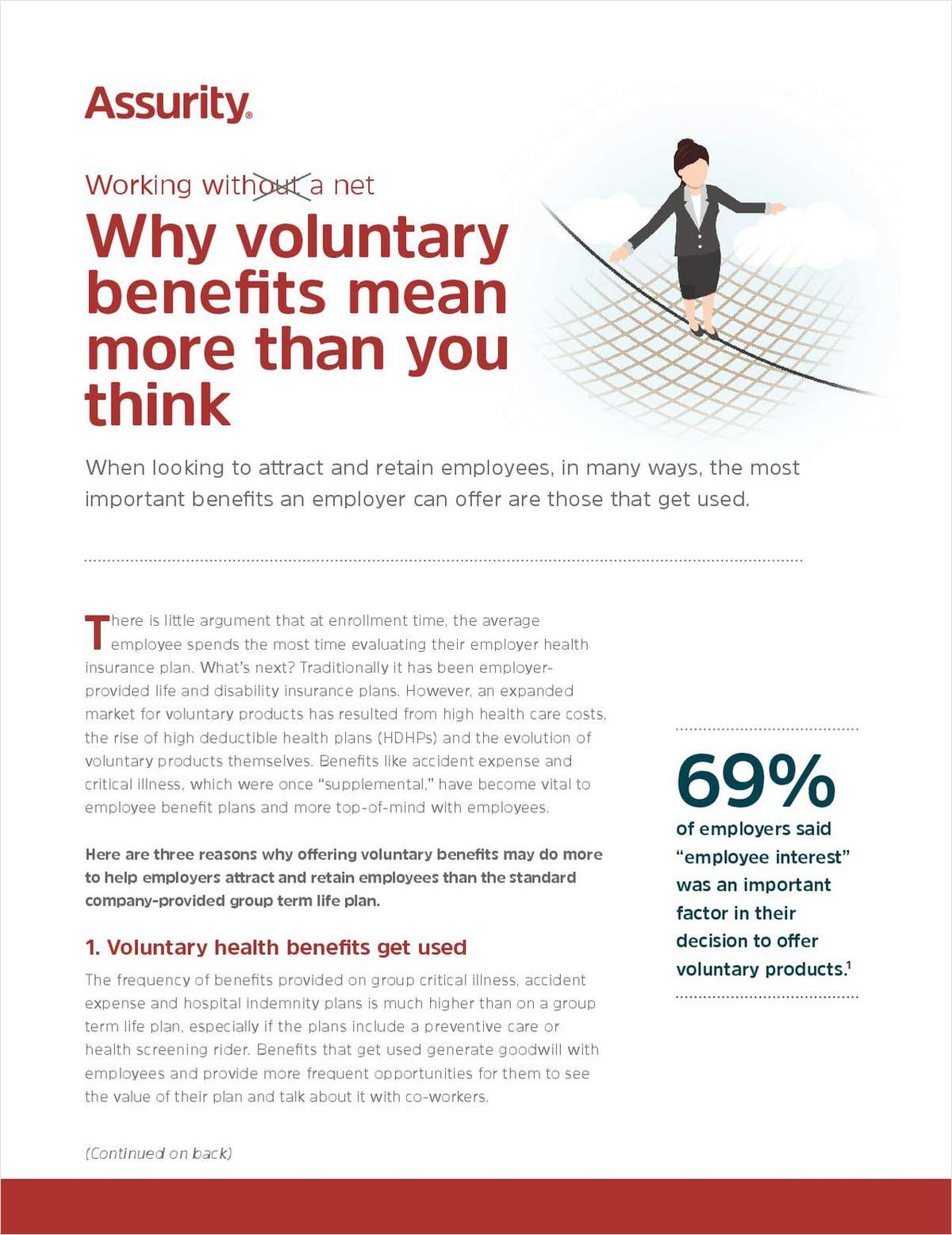 Why Voluntary Benefits Mean More Than You Think