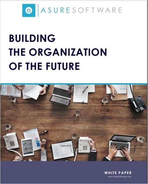 Building the Organisation of the Future