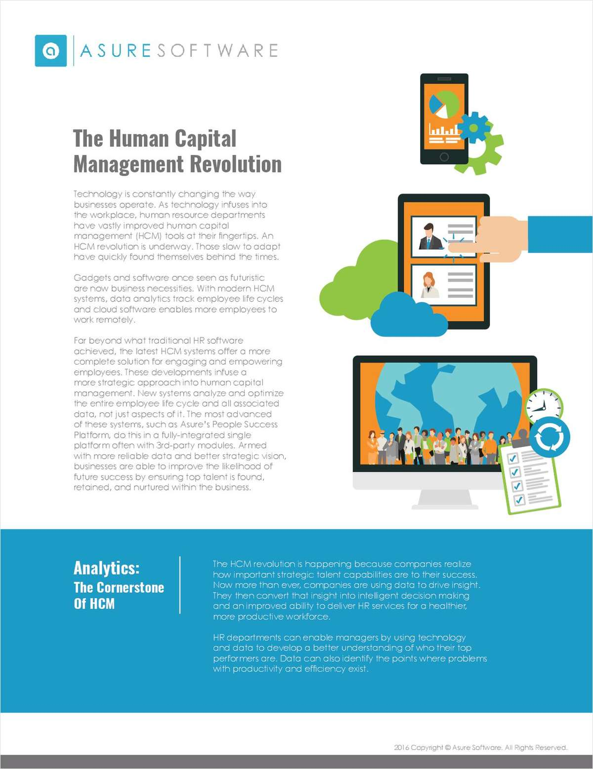 The Human Capital Management Revolution
