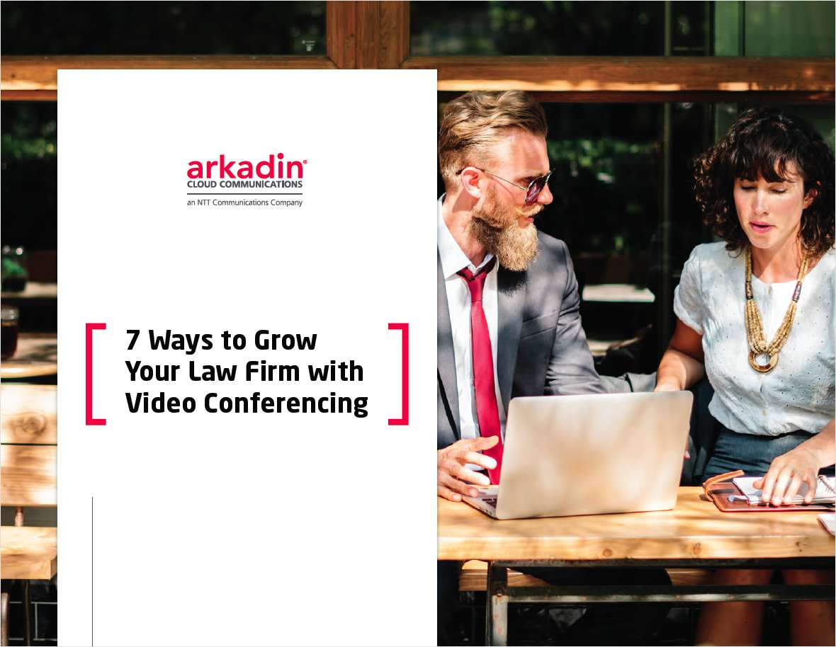 7 Ways to Grow your Law Firm with Video Conferencing
