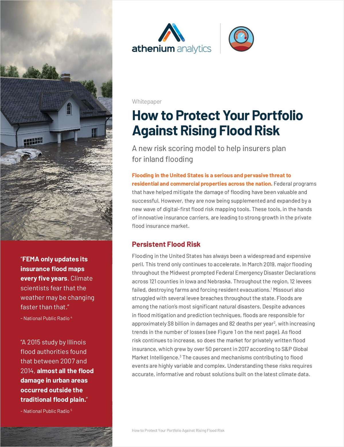 How to Protect Your Portfolio Against Rising Flood Risk