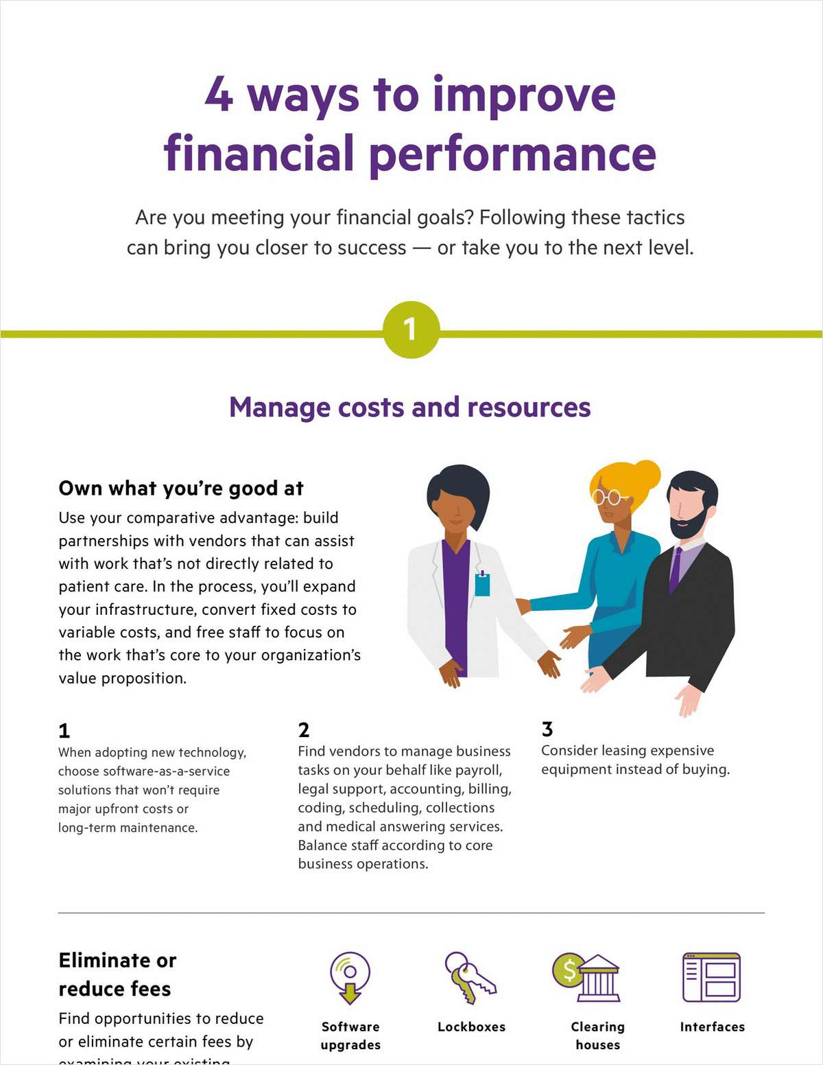 4 Steps to Better ROI
